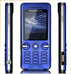 گوشی موبايل سوني اريكسون-Sony Ericsson S302