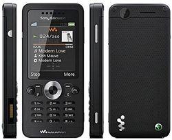 گوشی موبايل سوني اريكسون-Sony Ericsson W302