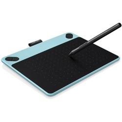 قلم نوري-صفحه ديجيتال PEN وکام-wacom Intuos Art Pen & Touch Small Tablet (Mint Blue) - CTH490AB