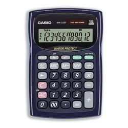 ماشین حساب  -Casio WM220 T