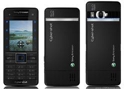 گوشی موبايل سوني اريكسون-Sony Ericsson C902