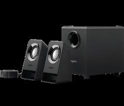 اسپيكر - Speaker لاجيتك-Logitech Z213 COMPACT 2.1 SPEAKER SYSTEM
