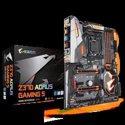 مادربورد - Mainboard گيگابايت-Gigabyte Z370 AORUS Gaming 5