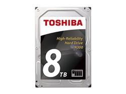 هارد ديسك كامپيوتر توشيبا-TOSHIBA 8TB-N300 128MB SATA 6-7200 RPM
