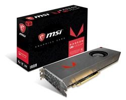 كارت گرافيك - VGA ام اس آي-MSI Radeon RX Vega 64 IRON 8G-8GB HBM2