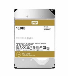 هارد ديسك كامپيوتر وسترن ديجيتال-Western Digital 10TB-WD Gold -Enterprise-7200 - SATA 6-256MB Cache- WD101KRYZ