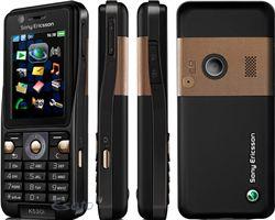 گوشی موبايل سوني اريكسون-Sony Ericsson K530