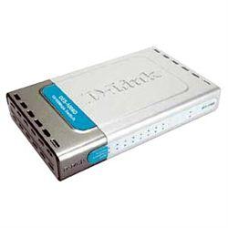 هاب و سوئيچ -HUB -SWITCH دي لينك-D-Link - HUB Switch 8-Port DES-1008D