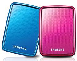 هارد اكسترنال - External H.D سامسونگ-Samsung S2 640GB USB 2.0 External Hard Drive