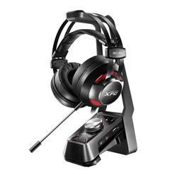 هدست - ميكروفن - هدفون اي ديتا-ADATA EMIX H30 Gaming Headset + SOLOX F30 Amplifier