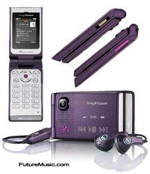 گوشی موبايل سوني اريكسون-Sony Ericsson W380