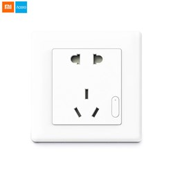 کلید و پریز شیائومی-Xiaomi Aqara Smart Wall Plug