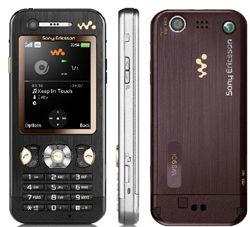 گوشی موبايل سوني اريكسون-Sony Ericsson W890
