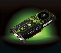 كارت گرافيك - VGA ايكس اف ايكس-XFX Chipset GeForce® 280 GTX