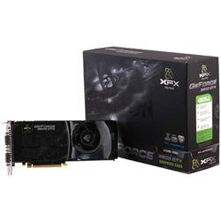كارت گرافيك - VGA ايكس اف ايكس-XFX 9800GTX 512MB DDR3 Black Edition