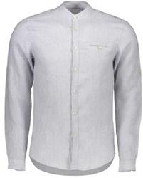 پیراهن مردانه سلیو-Celio آستین بلند - رنگ طوسی - gris