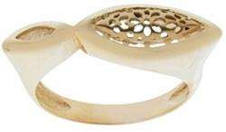 انگشتر و حلقه  طلا زنانه maahak-ماهک مدل MR0244