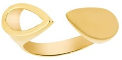 انگشتر و حلقه  طلا زنانه maahak-ماهک مدل MR0204