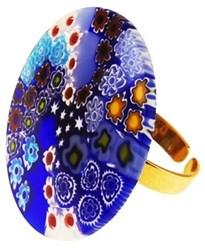 انگشتر و حلقه  طلا زنانه کورته مورینا-Corte Murrina مدل RiM32S03