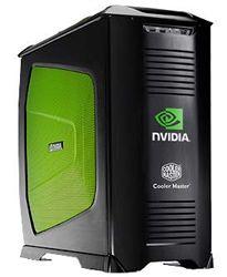 كيس - Case كولر مستر-Cooler Master CM Stacker 830 NVIDIA Edition