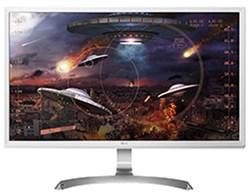 مانیتور 4K ال جی-LG 27UD59-W - 4K UHD IPS LED -27 inch