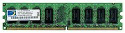 رم کامپیوتر - RAM PC تويين ماوس-Twinmos DDR 2-800 4 Gb