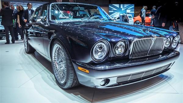 Jaguar 'Greatest Hits' XJ