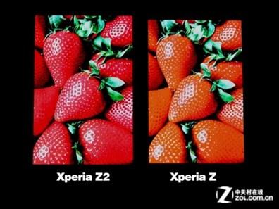 صفحه نمایش Xperia Z2 در برابر صفحه نمایش Xperia Z؛ پیشرفت صفحه نمایش های سونی را ببینید