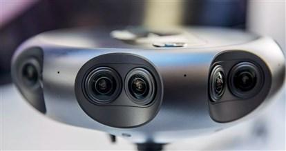 سامسونگ از دوربین 360 درجه جدید خود به نام 360 Round با 17 لنز پرده برداشت