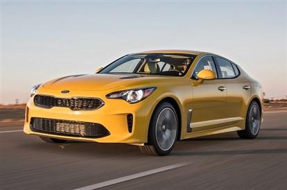 با خودروی جدید کیا استینگر 2018 آشنا شوید: رقیب کره ای BMW  از راه رسید