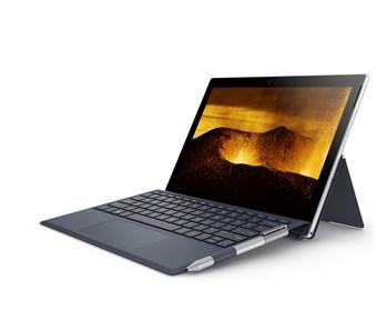 اچپی از اولین لپ تاپ ویندوزی مجهز به پردازنده اسنپدراگون و طول عمر باتری 20 ساعته  با نام ENVY x2 رونمایی کرد