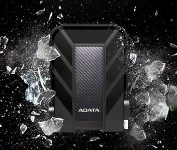 هارد اکسترنال ضد ضربه و ضد آب پورتابل  ADATA HD710 Pro با ظرفیت 5 ترابایت به بازار ایران آمد