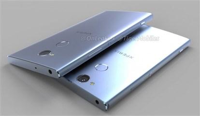 تصاویری جدید از گوشی های  سونی اکسپریا XA2 ULTRA و اکسپریا L2 منتشر شد