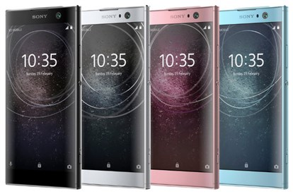 سونی احتمالا در 18 دی ماه از گوشی های جدید اکسپریا سری XA2 و L2 رونمایی خواهد کرد
