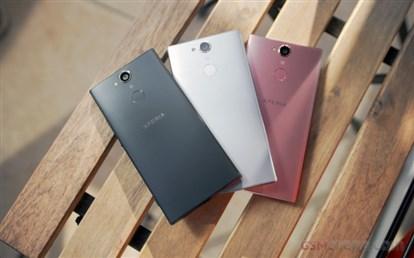 سونی رسما از گوشی های اکسپریا XA2، اکسپریا XA2 اولترا و اکسپریا L2 رونمایی کرد