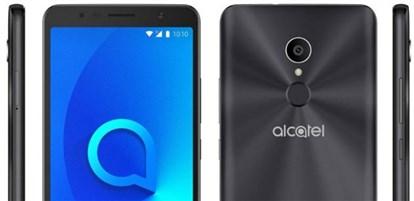 گوشی alcatel 3C  با نمایشگر 6 اینچی و قیمت 129 یورو رونمایی شد