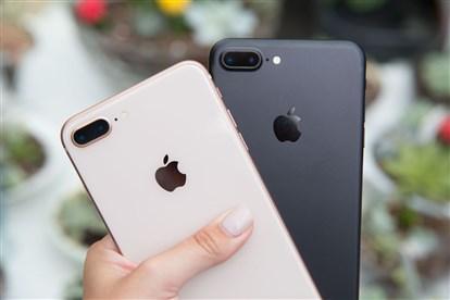 فروش ویژه اپل آیفون 8 پلاس با ظرفیت 256 گیگابایت با بهترین قیمت
