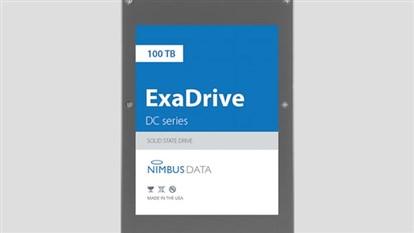 شرکت Nimbus Data از پر ظرفیت ترین هارد SSD جهان رونمایی کرد