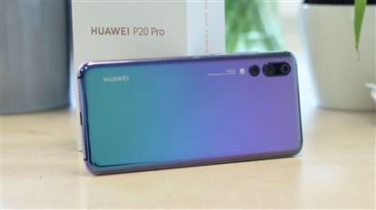 بررسی گوشی موبایل هوآوی- Huawei P20 Pro