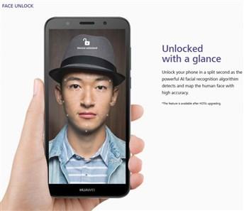 هوآوی به زودی از نسخه 2018 گوشی Y5 Prime رونمایی می کند