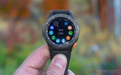 ساعت هوشمند Gear S4 سامسونگ باتری بزرگتری خواهد داشت