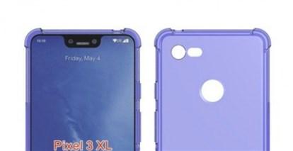 رندر هایی از کیس  گوشی Pixel 3 XL منتشر شد؛ خبری از دوربین دوگانه نیست