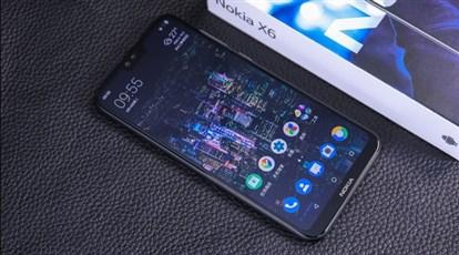 نگاه نزدیک و بررسی گوشی جدید Nokia X6