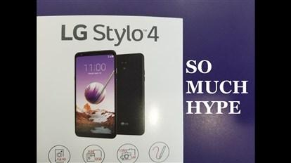 الجی از Stylo 4 با نمایشگر 6.2 اینچی و اندروید 8.1  با قیمت 239 دلار  رونمایی کرد