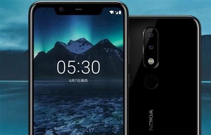 گوشی جدید Nokia X5 با قیمت 148 دلار معرفی شد