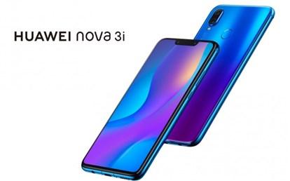 هوآوی از گوشی جدید خود با نام Nova 3i و با قیمت 300 دلار رونمایی کرد