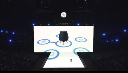 سامسونگ از اسپیکر هوشمند  Galaxy Home خود رونمایی کرد.