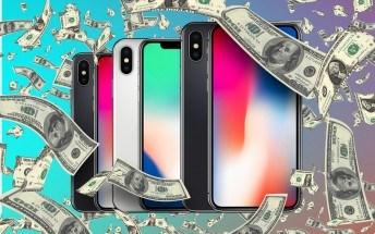 کارشناسان قیمت احتمالی آیفون های 2018 را تعیین کردند.