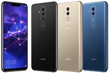 تصاویری از Huawei Mate 20 Lite منتشر شد.