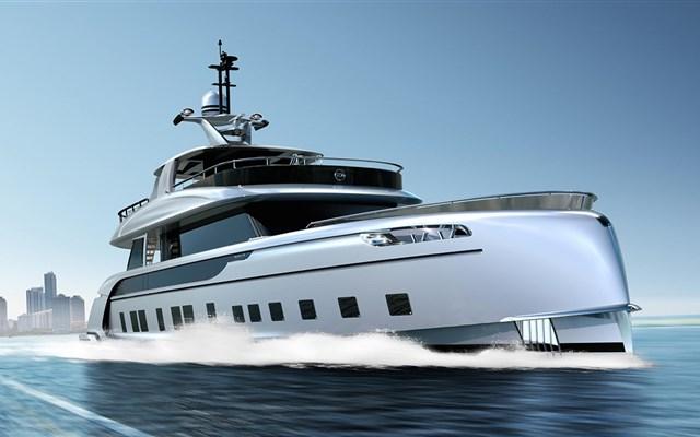 پورشه از قایق لوکس خود با نام GTT 115 رونمایی کرد